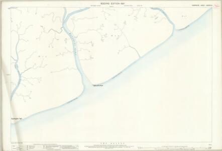 Hampshire and Isle of Wight LXXXVIII.8 (includes: Boldre) - 25 Inch Map