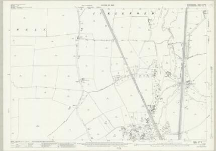 Bedfordshire XXVII.9 (includes: Arlesey; Hitchin Urban; Holwell; Ickleford; Pirton) - 25 Inch Map