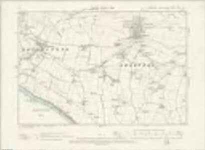 Hampshire & Isle of Wight XCVII.NE - OS Six-Inch Map