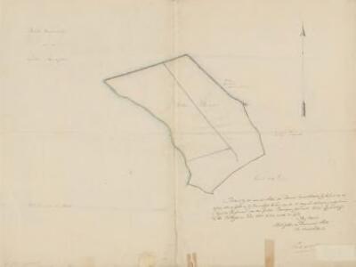Polder Bonrepas en Noord-Zevender, gemeente Vlist en Lopik (U.).