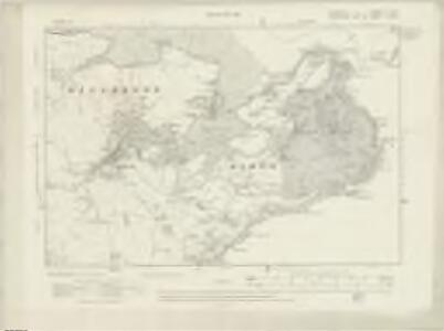 Cornwall LV.NW - OS Six-Inch Map