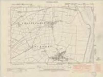 Lincolnshire V.SW - OS Six-Inch Map