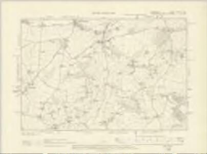 Somerset LXXXVI.SE - OS Six-Inch Map