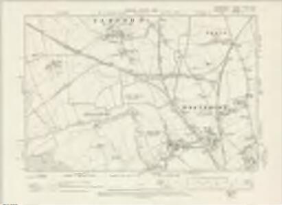Oxfordshire XXXIII.NW - OS Six-Inch Map