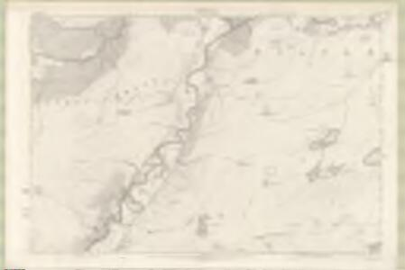 Inverness-shire - Mainland Sheet XVII - OS 6 Inch map