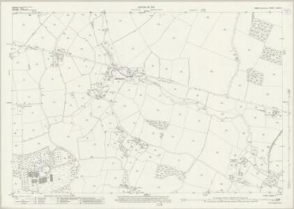 Essex (New Series 1913-) n XXXV.7 (includes: Bradwell; Coggeshall; Stisted) - 25 Inch Map