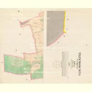 Trzemoschna (Trzemossna) - c8065-1-002 - Kaiserpflichtexemplar der Landkarten des stabilen Katasters