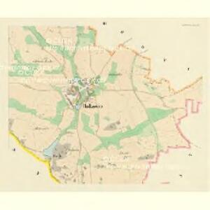 Holkowitz (Holkowice) - c1968-1-003 - Kaiserpflichtexemplar der Landkarten des stabilen Katasters