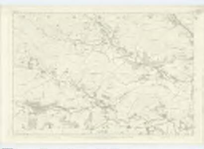 Dumfriesshire, Sheet XXX - OS 6 Inch map