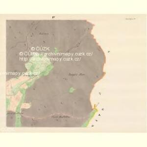 Gross Augezd - m3340-1-004 - Kaiserpflichtexemplar der Landkarten des stabilen Katasters