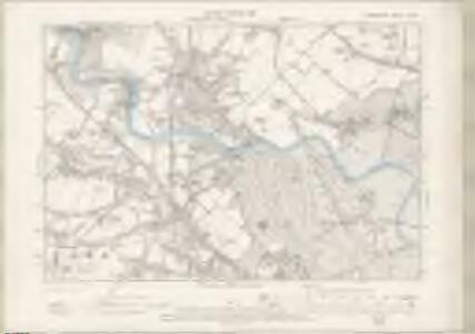 Lanarkshire Sheet XI.SE - OS 6 Inch map