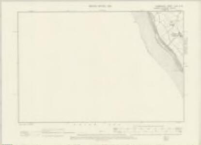 Cumberland LXXII.SW - OS Six-Inch Map