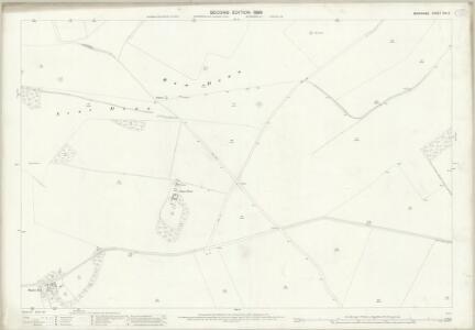 Berkshire XXV.2 (includes: Lambourn) - 25 Inch Map