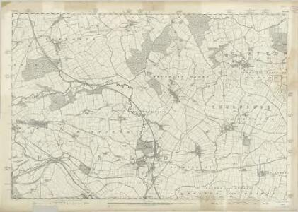 Yorkshire 275 - OS Six-Inch Map
