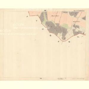Hodenitz - c5179-2-003 - Kaiserpflichtexemplar der Landkarten des stabilen Katasters