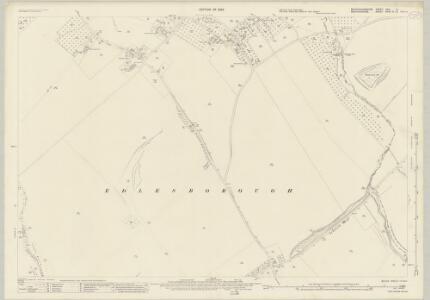 Buckinghamshire XXX.2 (includes: Edlesborough) - 25 Inch Map