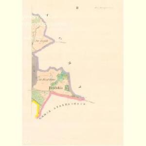 Klein Strzebegzin (Mala Střebegcynka) - c8062-1-002 - Kaiserpflichtexemplar der Landkarten des stabilen Katasters