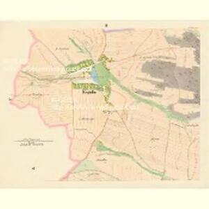 Kotschin (Kočin) - c3241-1-002 - Kaiserpflichtexemplar der Landkarten des stabilen Katasters