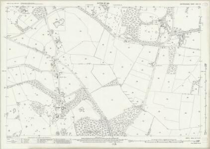 Hertfordshire XXXV.16 (includes: Bishops Hatfield; North Mimms) - 25 Inch Map