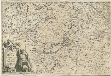 Totius Rheni â fontibus usque ad Ostia Novissima Descriptio