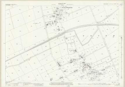 Lincolnshire XIII.6 (includes: North Killingholme; South Killingholme) - 25 Inch Map