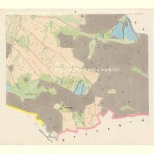 Grossbernharz - c0092-1-005 - Kaiserpflichtexemplar der Landkarten des stabilen Katasters