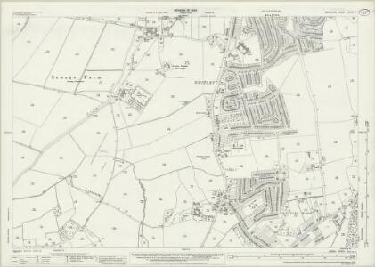 Berkshire XXXVII.11 (includes: Reading; Shinfield) - 25 Inch Map