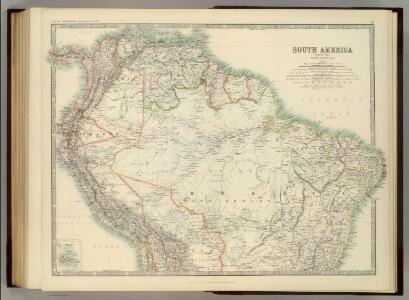 South America (northern sheet).