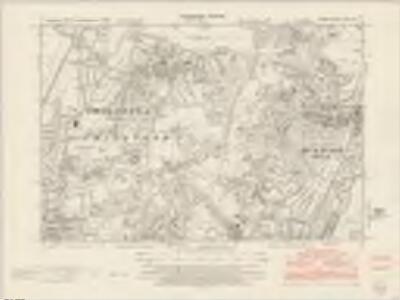 Essex nLXIX.SW - OS Six-Inch Map