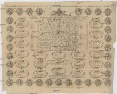 Carte pour l'intelligence de l'histoire de Lorraine