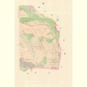 Frauenreith - c7652-2-003 - Kaiserpflichtexemplar der Landkarten des stabilen Katasters