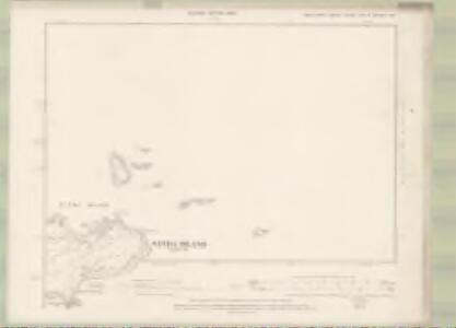 Argyll and Bute Sheet CCLXVI.SW - OS 6 Inch map