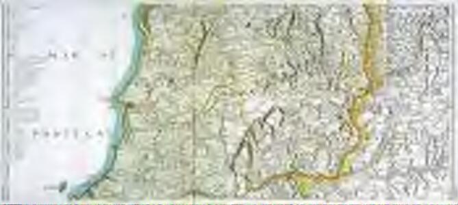 Mapa general del reyno de Portugal, 2