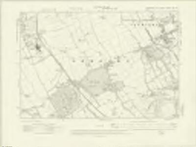 Yorkshire XVI.NE - OS Six-Inch Map