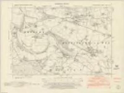 Herefordshire XXXII.NW - OS Six-Inch Map