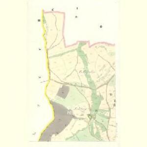Wittiegitz (Wittiegic) - c8620-1-001 - Kaiserpflichtexemplar der Landkarten des stabilen Katasters