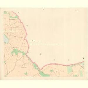 Tachau - c7823-1-004 - Kaiserpflichtexemplar der Landkarten des stabilen Katasters