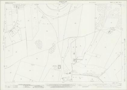 Sussex LXVI.12 (includes: Brighton; Iford) - 25 Inch Map