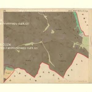 Althart - m2852-1-011 - Kaiserpflichtexemplar der Landkarten des stabilen Katasters
