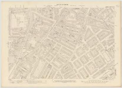 London VII.25 - OS London Town Plan