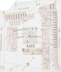 Insurance Plan of London Western District Vol. A: sheet 40-3