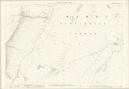 Westmorland XII.12 (includes: Martindale) - 25 Inch Map