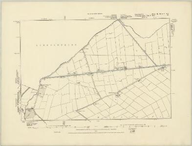 Cambridgeshire I.SW - OS Six-Inch Map
