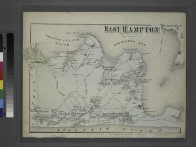 East Hampton, Suffolk Co. L.I.