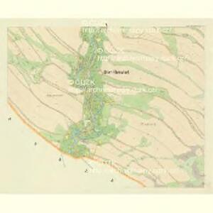 Ober Ebersdorf - c2041-1-003 - Kaiserpflichtexemplar der Landkarten des stabilen Katasters