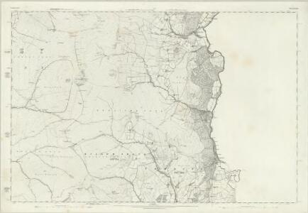 Cumberland LXXXVI - OS Six-Inch Map
