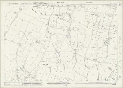Kent LII.2 (includes: Hunton; Linton) - 25 Inch Map