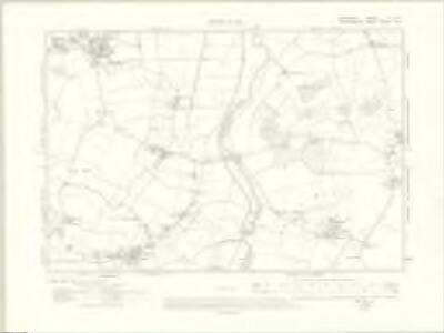 Berkshire V.NE - OS Six-Inch Map