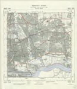 TQ48 - OS 1:25,000 Provisional Series Map