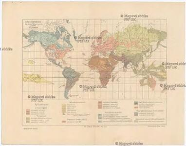Mapa národopisná